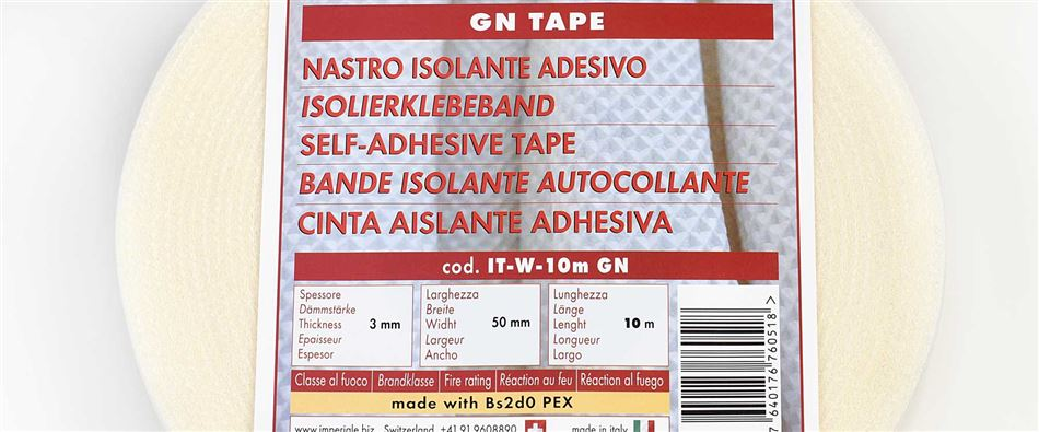 SELF-ADHESIVE TAPE GN TAPE