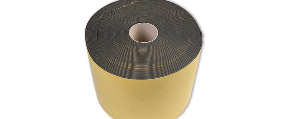 RUBBER INSULATION SELF-ADHESIVE TAPE 2